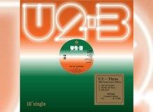 U2 - Three EP
