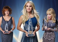 Carrie Underwood, Reba McEntire, Dolly Parton