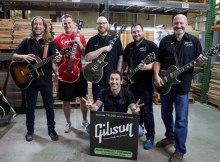Gibson & Guitars for Vets