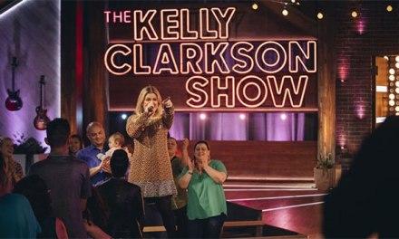 'Kelly Clarkson Show' renewed for season two
