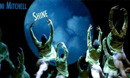 Joni Mitchell 'Shine' makes vinyl debut