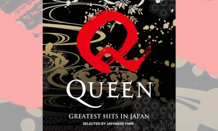 Queen details 'Greatest Hits in Japan'