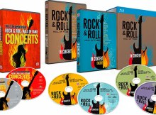 Rock And Roll Hall Of Fame In Concert [Blu-ray]