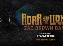 Zac Brown Band - Roar with the Lions Tour 2020