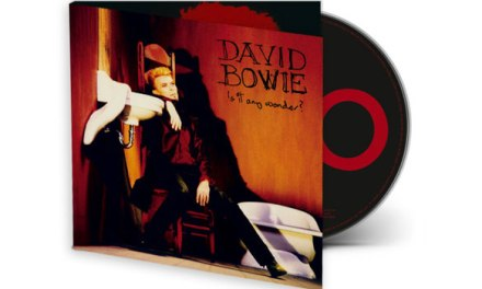 David Bowie'Is It Any Wonder?' EP getting limited physical release