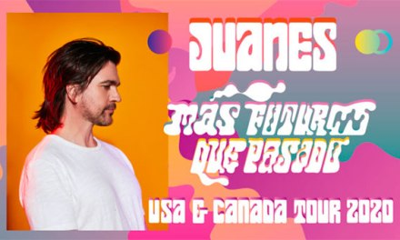 Juanes announces 2020 North American tour
