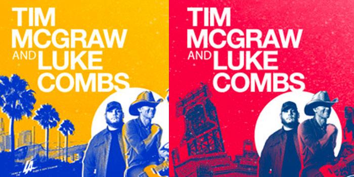 Tim McGraw & Luke Combs