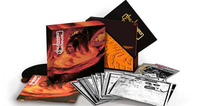 The Stooges - Fun House - 50th Anniversary Deluxe Edition