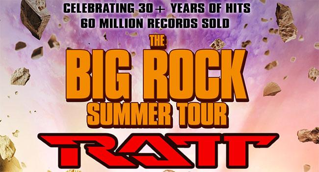 The Big Rock Summer Tour