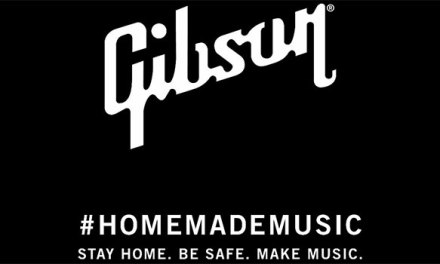 Gibson announces Home Made Music campaign