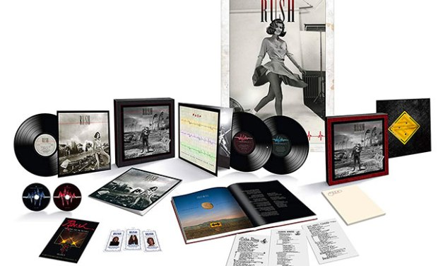 Rush 'Permanent Waves' 40th Anniversary pushed back
