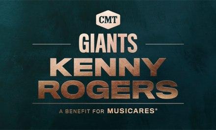CMT revives 'CMT Giants' for Kenny Rogers MusiCares benefit