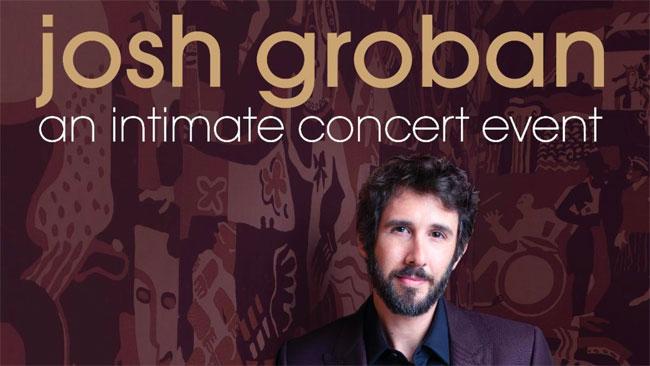 Josh Groban Livestream