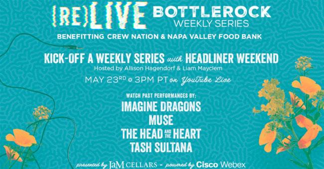 (Re)Live BottleRock