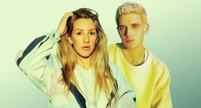 Ellie Goulding releases 'Slow Grenade' featuring Lauv