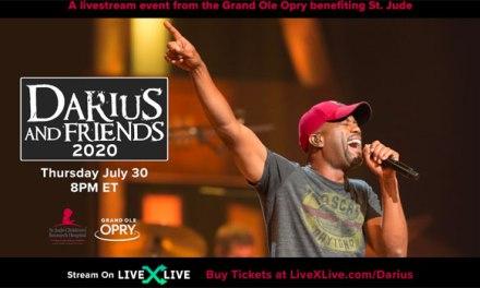 Darius Rucker announces virtual 'Darius & Friends' concert
