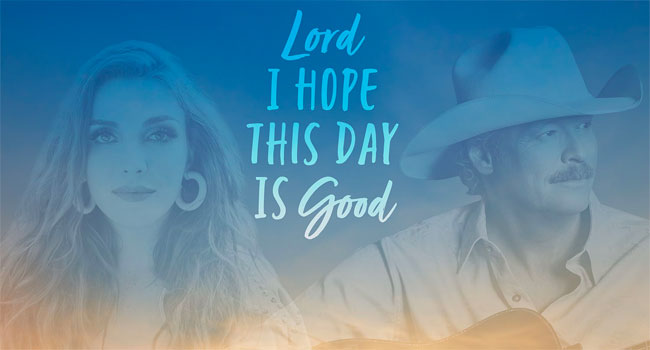 Caylee Hammack & Alan Jackson - Lord, I Wish This Day Is Good