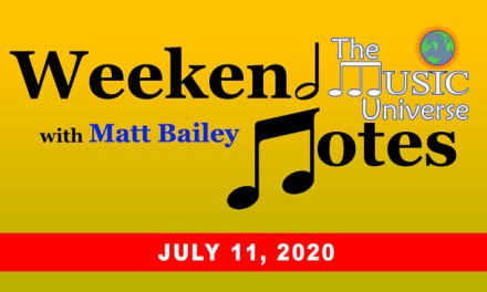 Weekend Notes for July 11, 2020 with guest Gordon Firemark