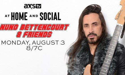 AXS TV announces star-studded 'At Home and Social' special
