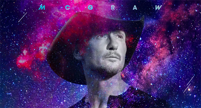 Tim McGraw debuts 'Here on Earth' at No 1