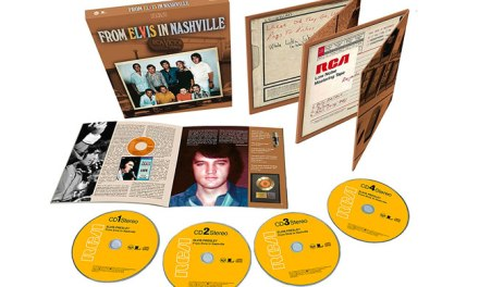 Legacy Recordings prepping 'From Elvis in Nashville' box set