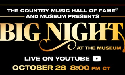 Country Music Hall of Fame announces countdown to digital fundraiser