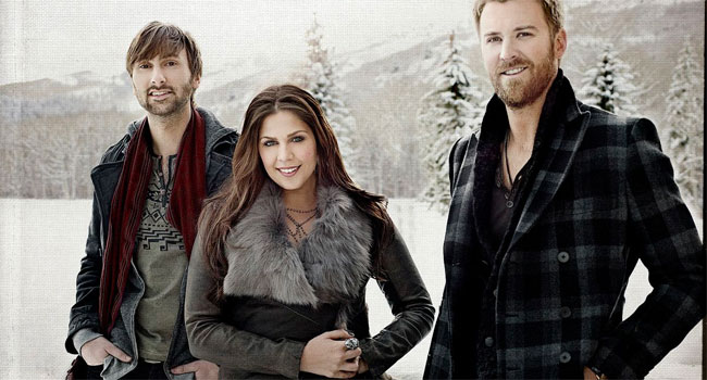 Lady A releasing deluxe Christmas album