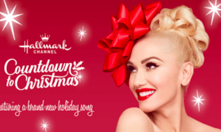 Gwen Stefani releases 'Here This Christmas' video
