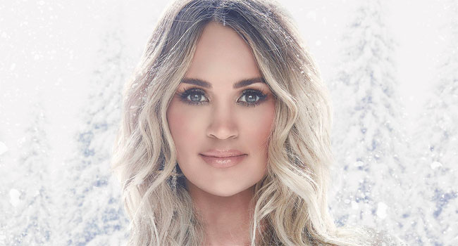HBO Max sets Carrie Underwood Christmas special date