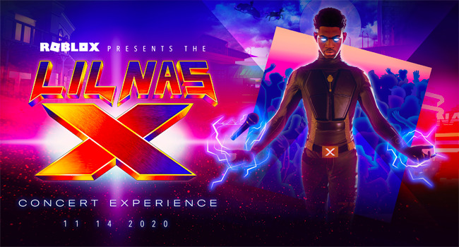 Lil Nas X teams with Roblox for first-ever virtual concert