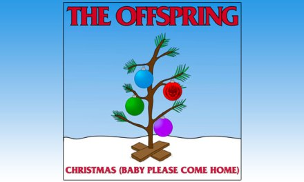 The Offspring releases first-ever holiday track