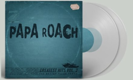 Papa Roach readies 'Greatest Hits Vol 2'