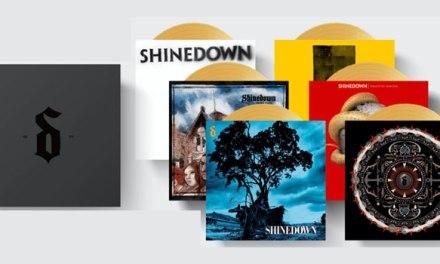 Shinedown announces limited edition vinyl box