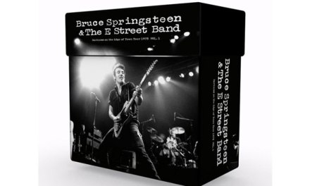 Bruce Springsteen announces 'Darkness on The Edge Of Town Tour' box set