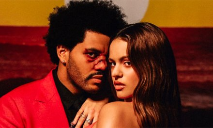 The Weeknd, Rosalia celebrate 'Blinding Lights' anniversary with remix