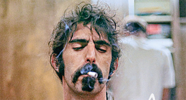 Zappa documentary soundtrack detailed