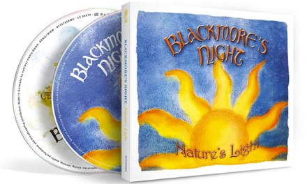 Blackmore's Night announces 'Nature's Light'