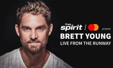 Spirit Airlines, Mastercard announce Brett Young virtual concert