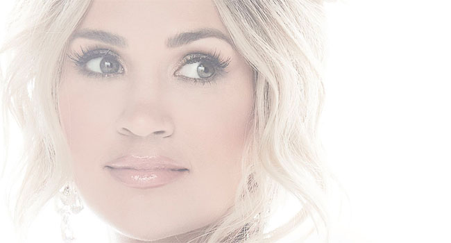 Carrie Underwood announces 'My Savior: Live From the Ryman' DVD