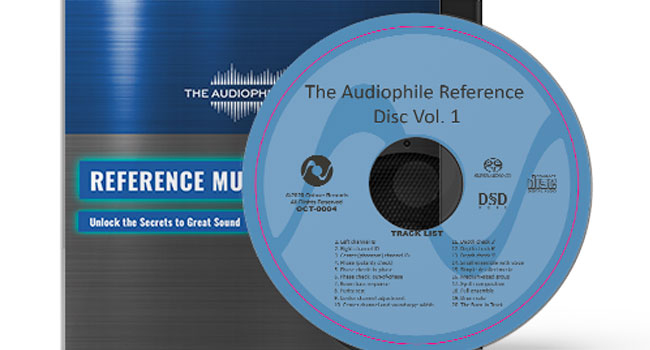 The Audiophile Reference Disc
