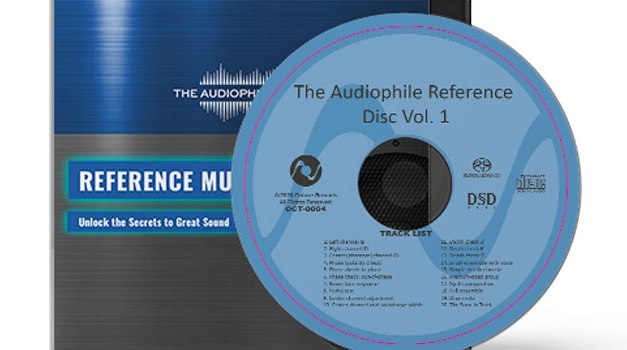 Octave Records releases SACD Reference Disc & book