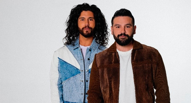 Dan + Shay release 'Glad You Exist' acoustic version