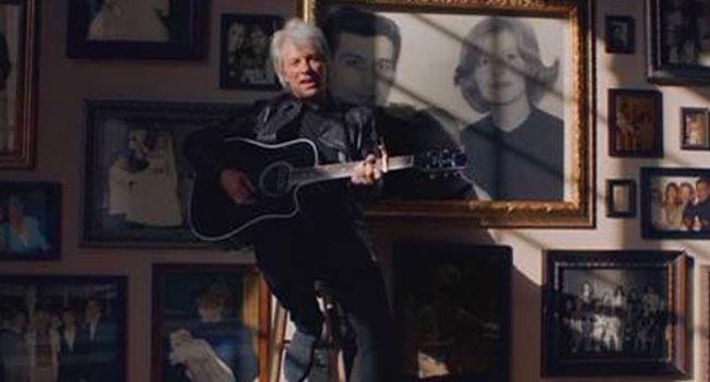 Bon Jovi releases 'Story of Love' video