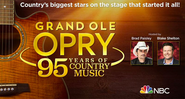 Grand Ole Opry: 95 Years of Country Music