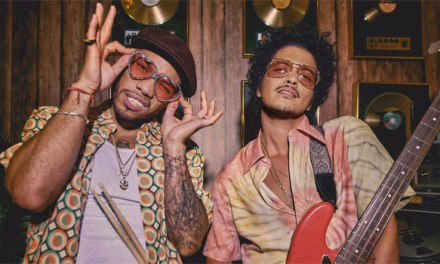 Bruno Mars & Anderson Paak team for new album