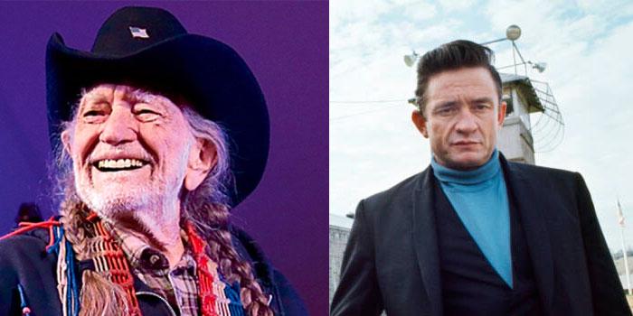 Willie Nelson & Johnny Cash subject of REELZ docu-series