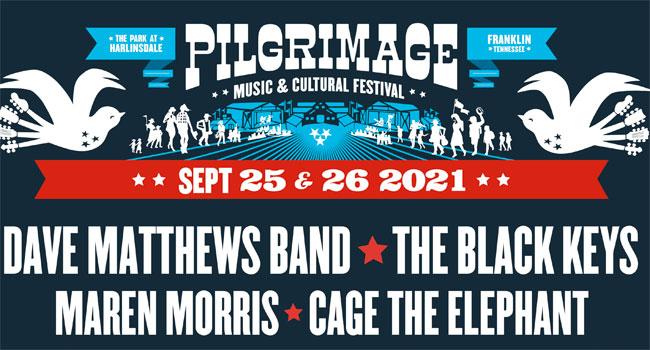 Pilgrimage Music & Culture Festival 2021