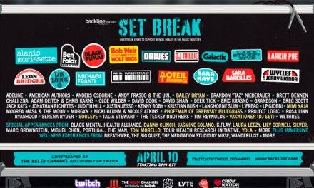 Backline adds Tom Morello, Old Dominion, Wyclef Jean to 'Set Break' fundraiser