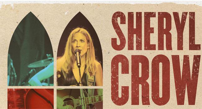 Sheryl Crow announces live album