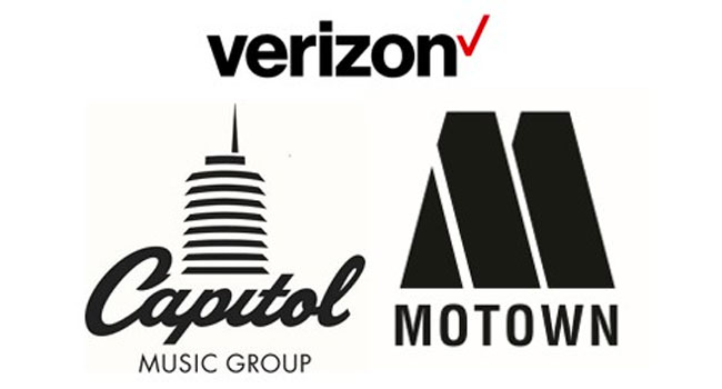 Capitol Music Group & Motown Records teams with Verizon for 5G music experiences